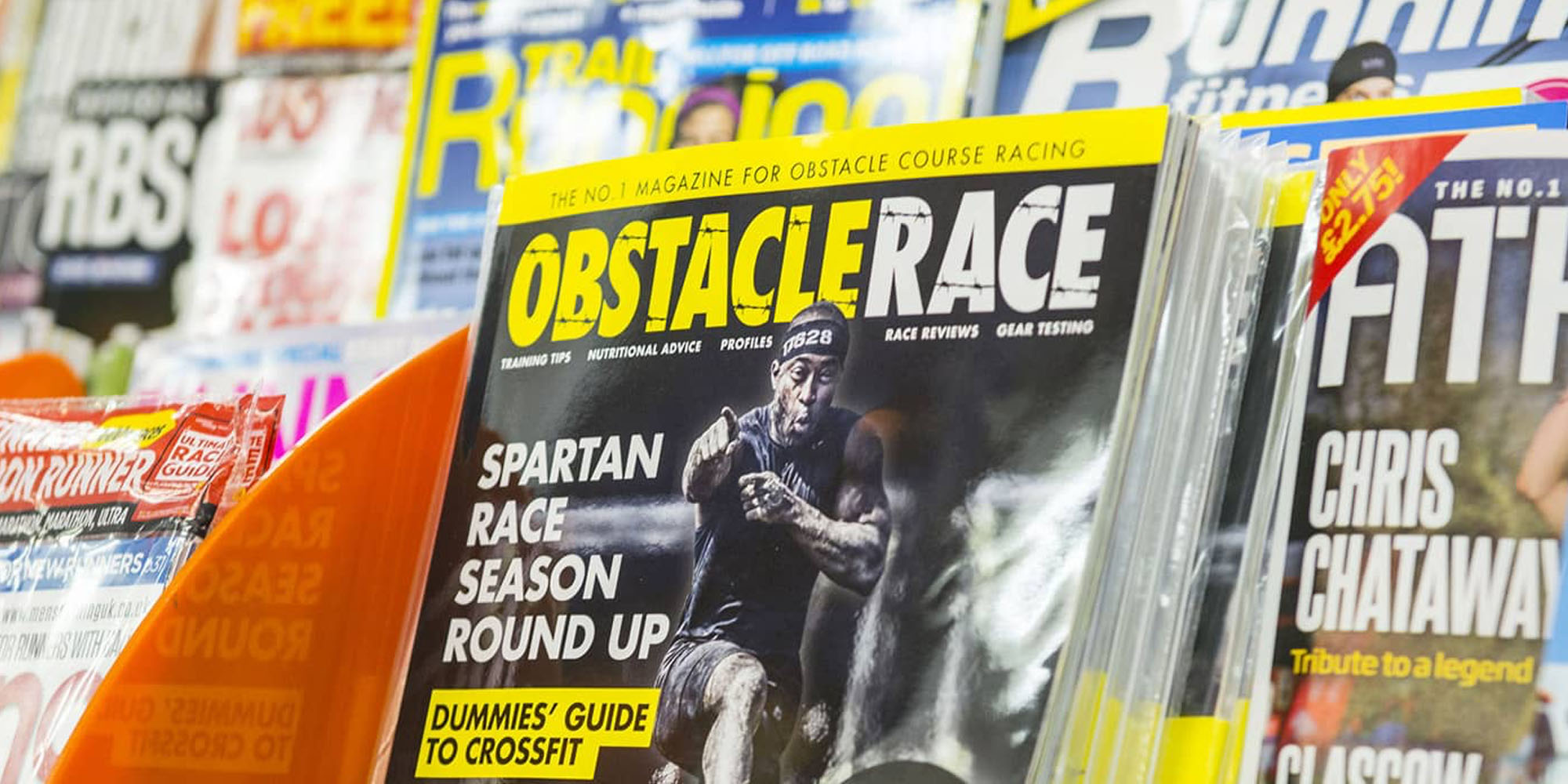 The Obstacle Race Magazine