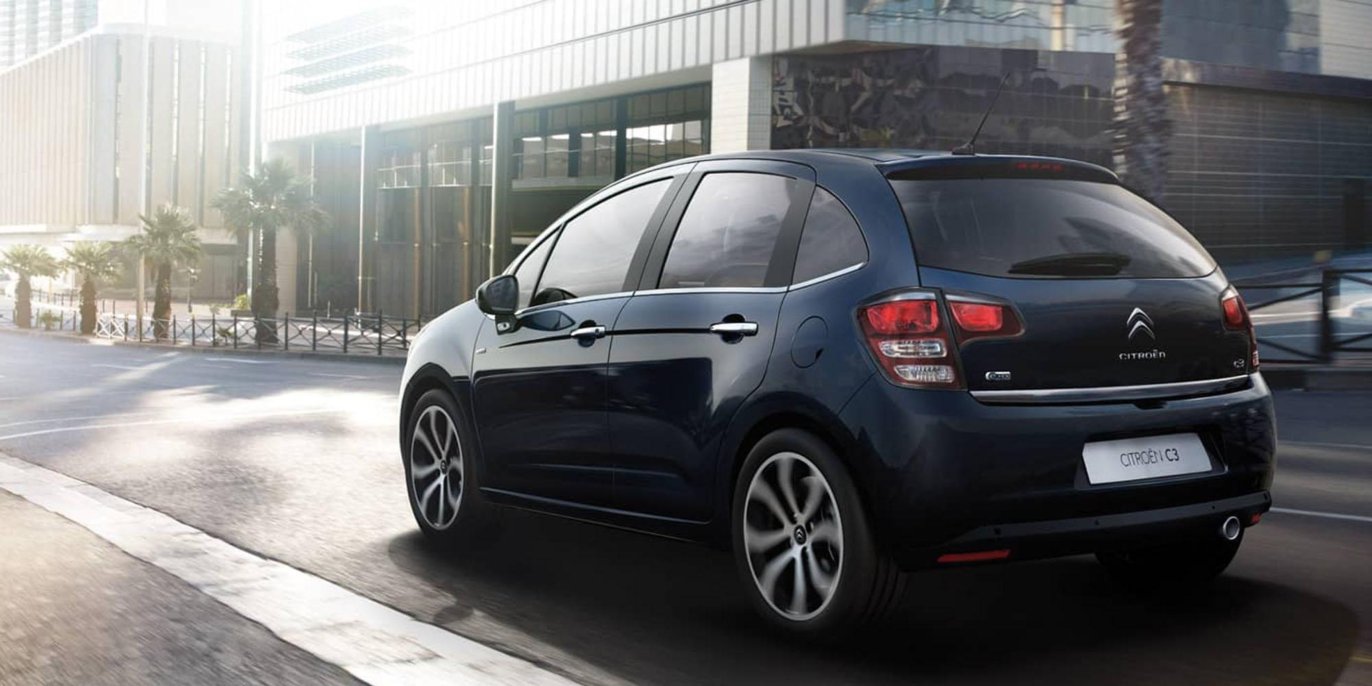 Citroën Contract Motoring