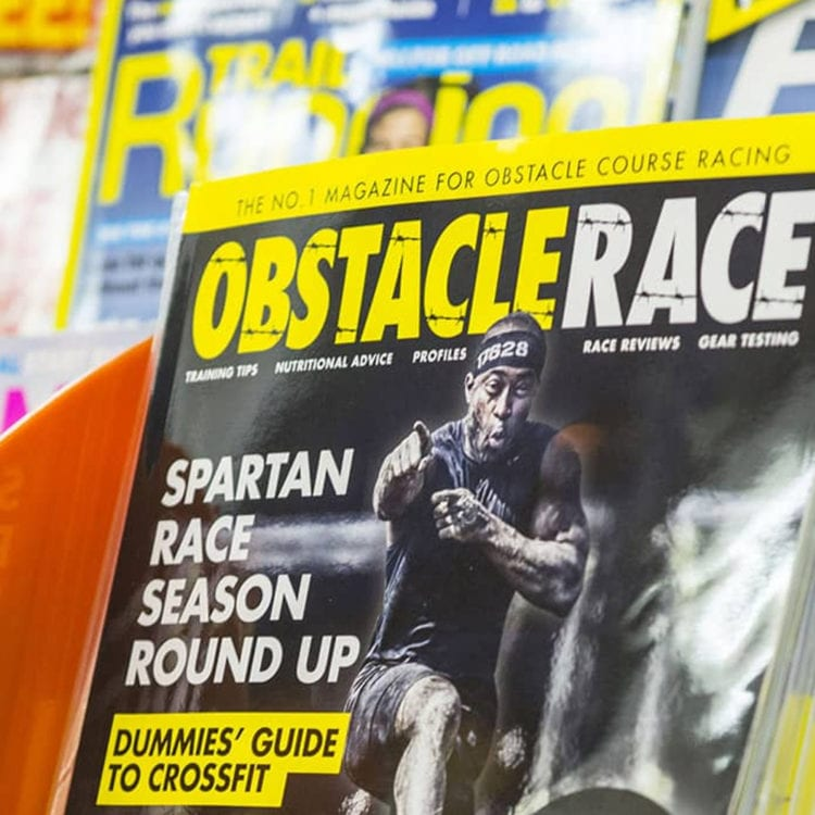 Tackling The Obstacle Race Magazine