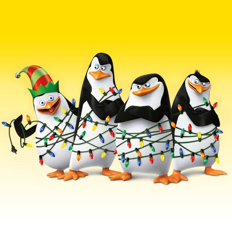 A Penguin Christmas with NCP