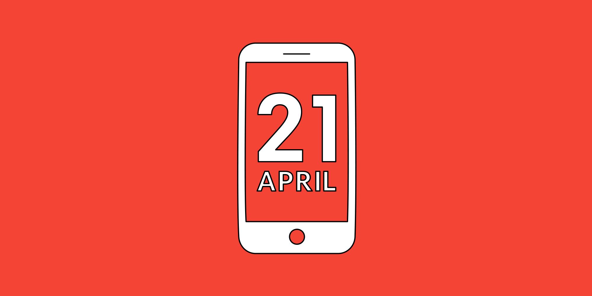 21st April