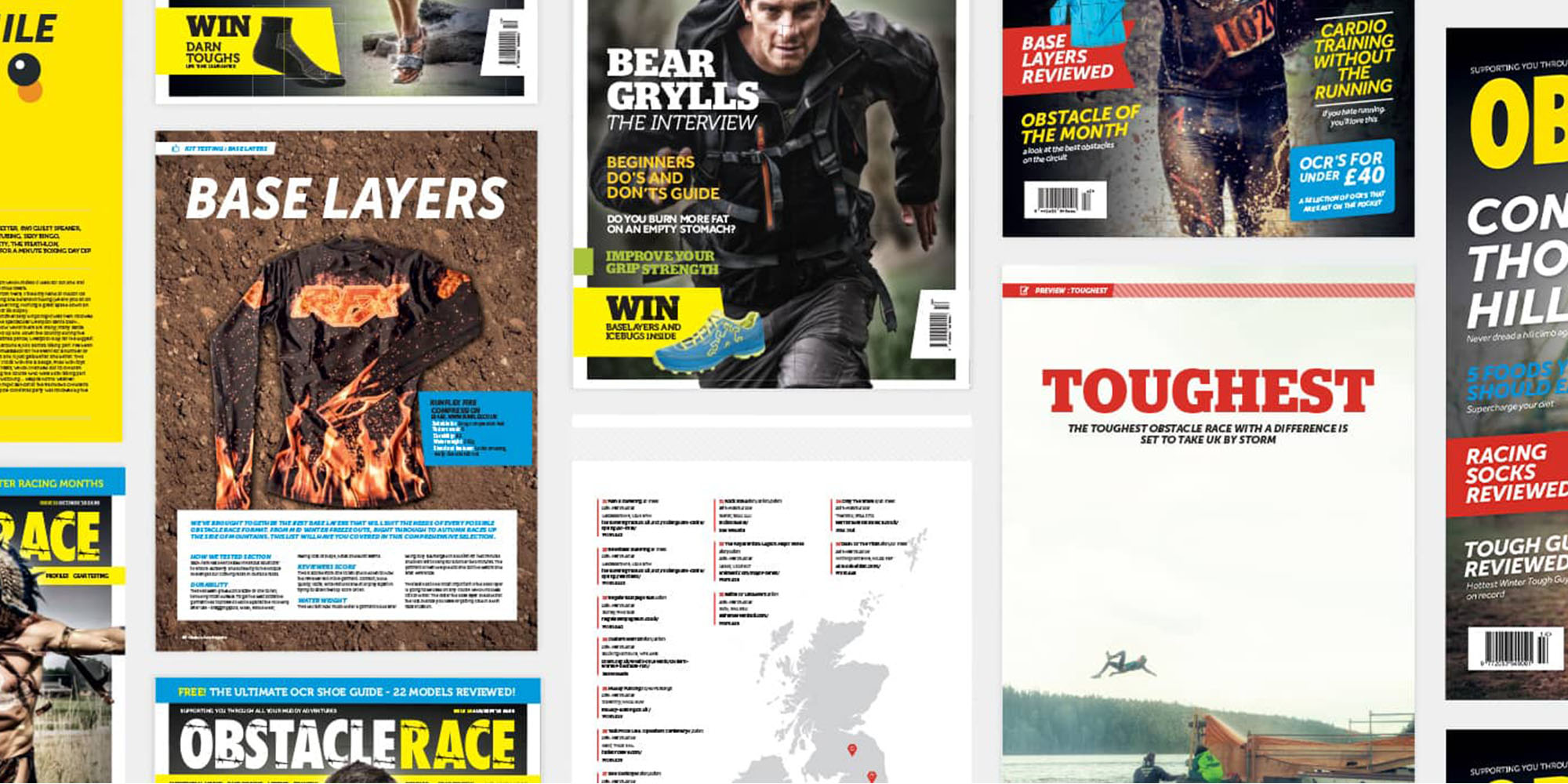 Obstacle Race Magazine