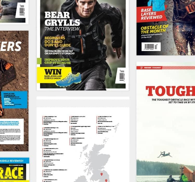 Spotlight: Obstacle Race Magazine