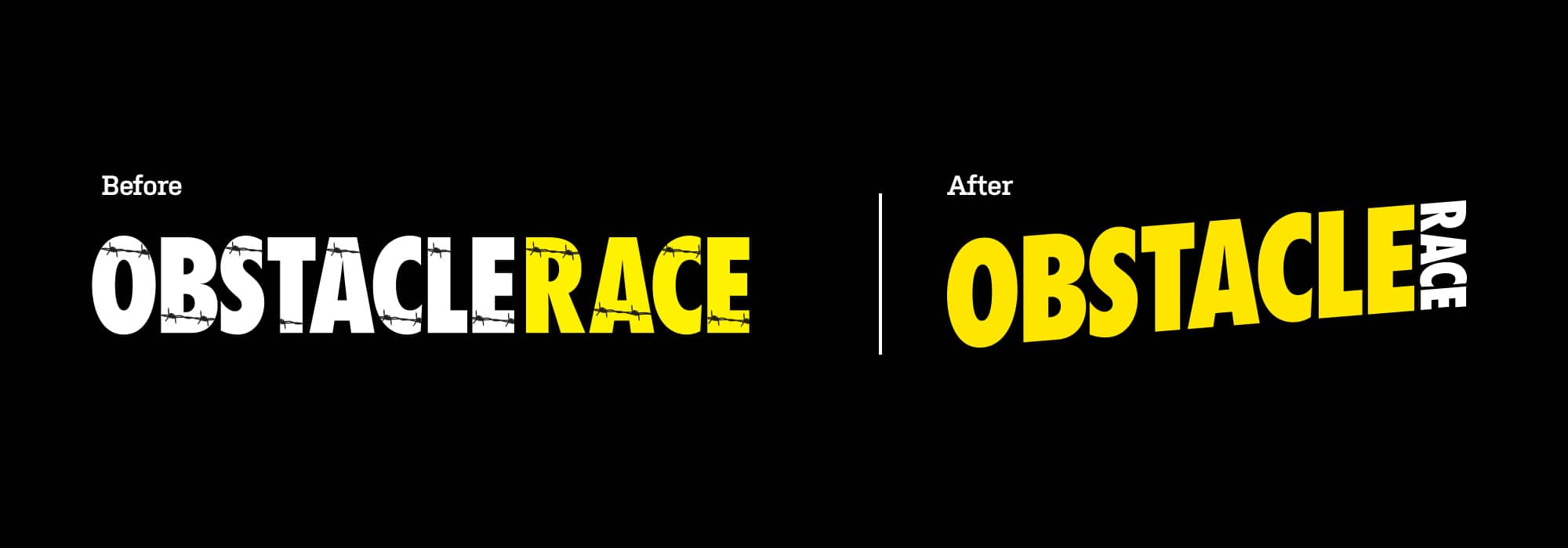 Obstacle Race Logo