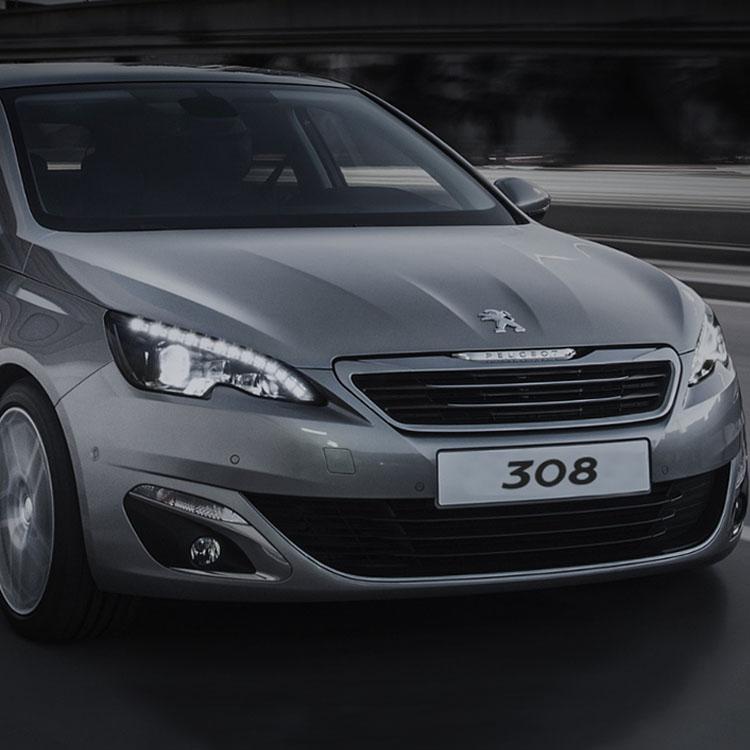 Spotlight: Peugeot Contract Hire