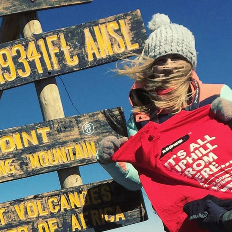 Fred's Kilimanjaro Adventure Diary