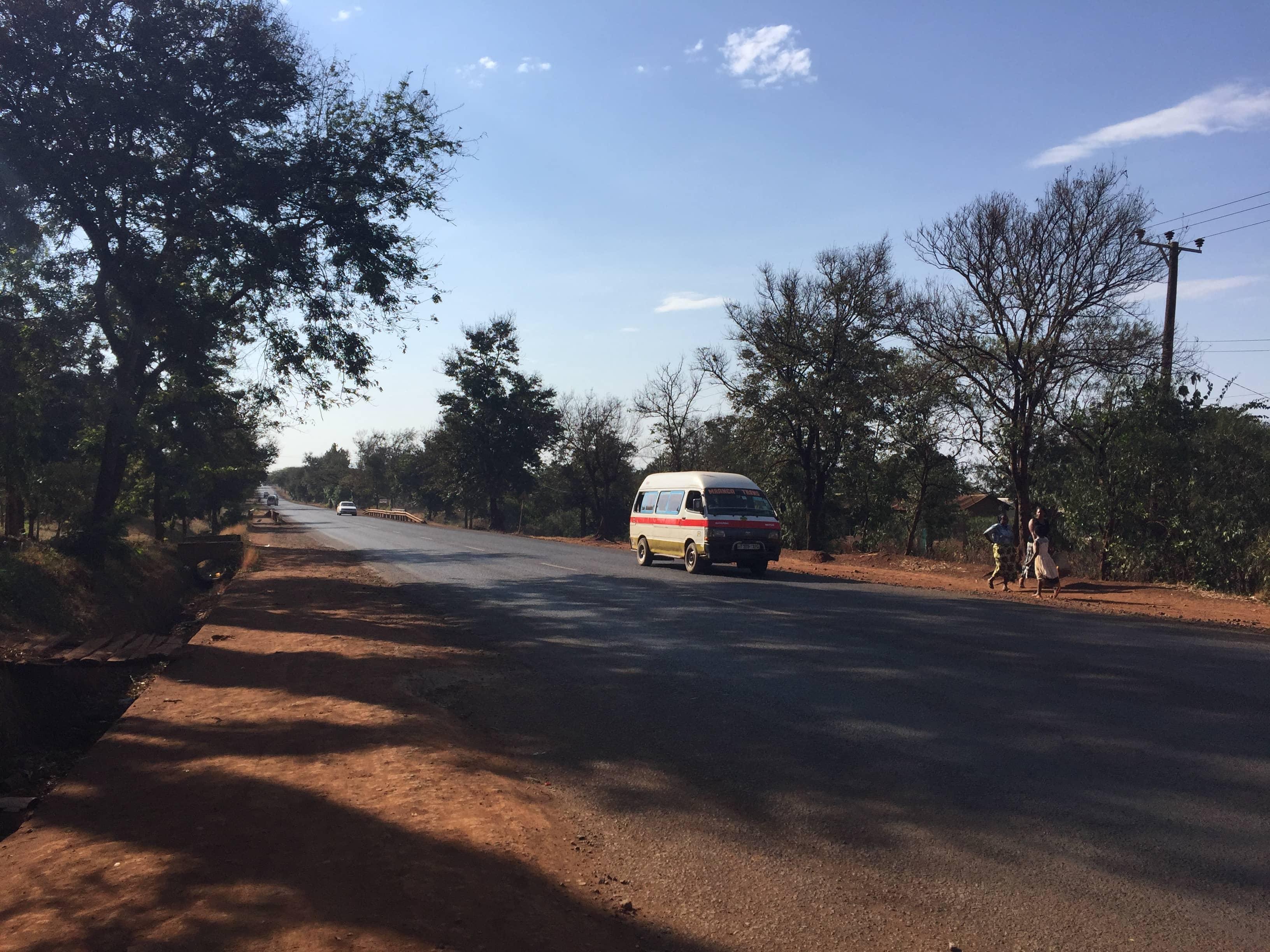 Fred's Kilimanjaro Journey 1