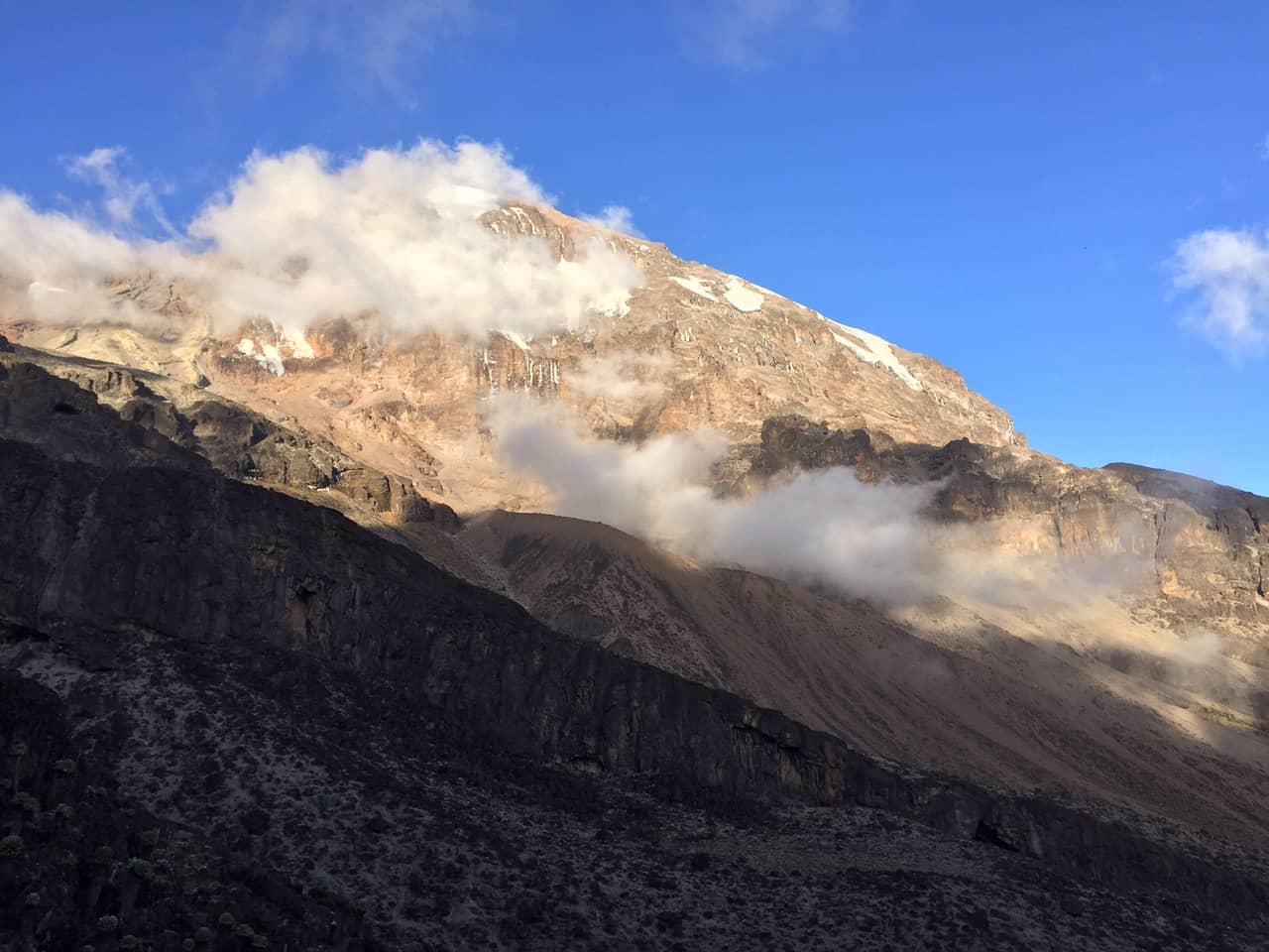 Fred's Kilimanjaro Journey 6
