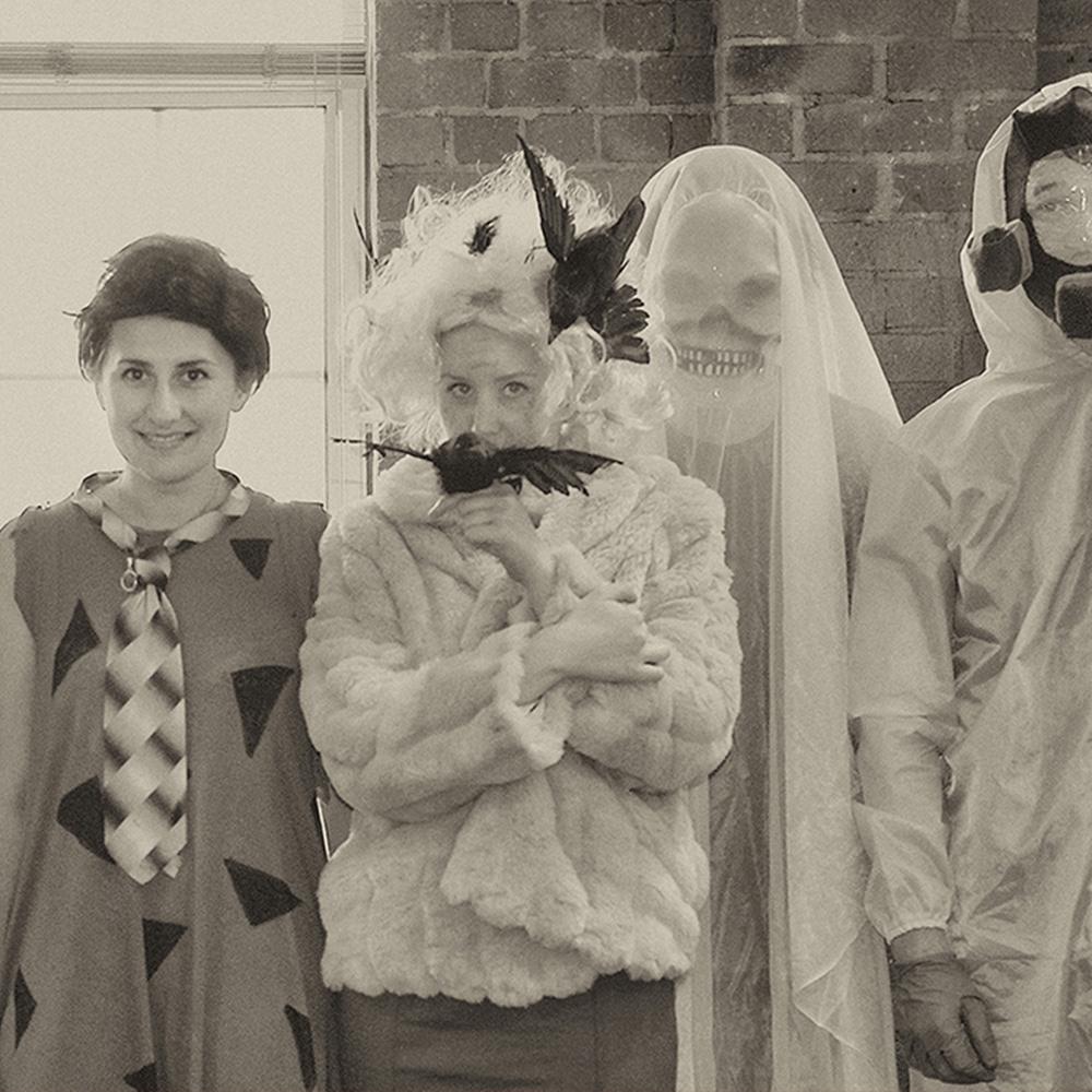 A Spooktacular Halloween at Rawww
