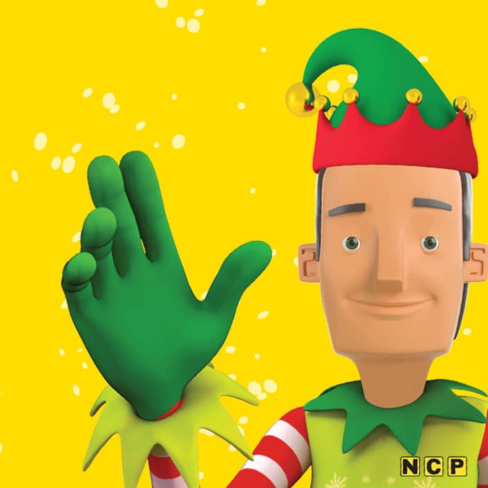 Celebrating Christmas With NCP's Elves