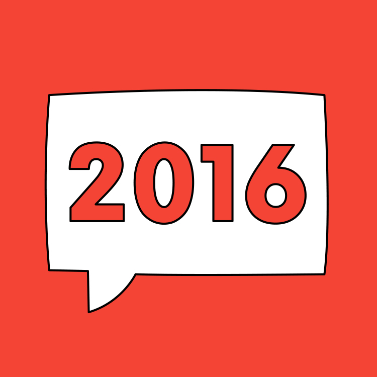 Big Trends for 2016