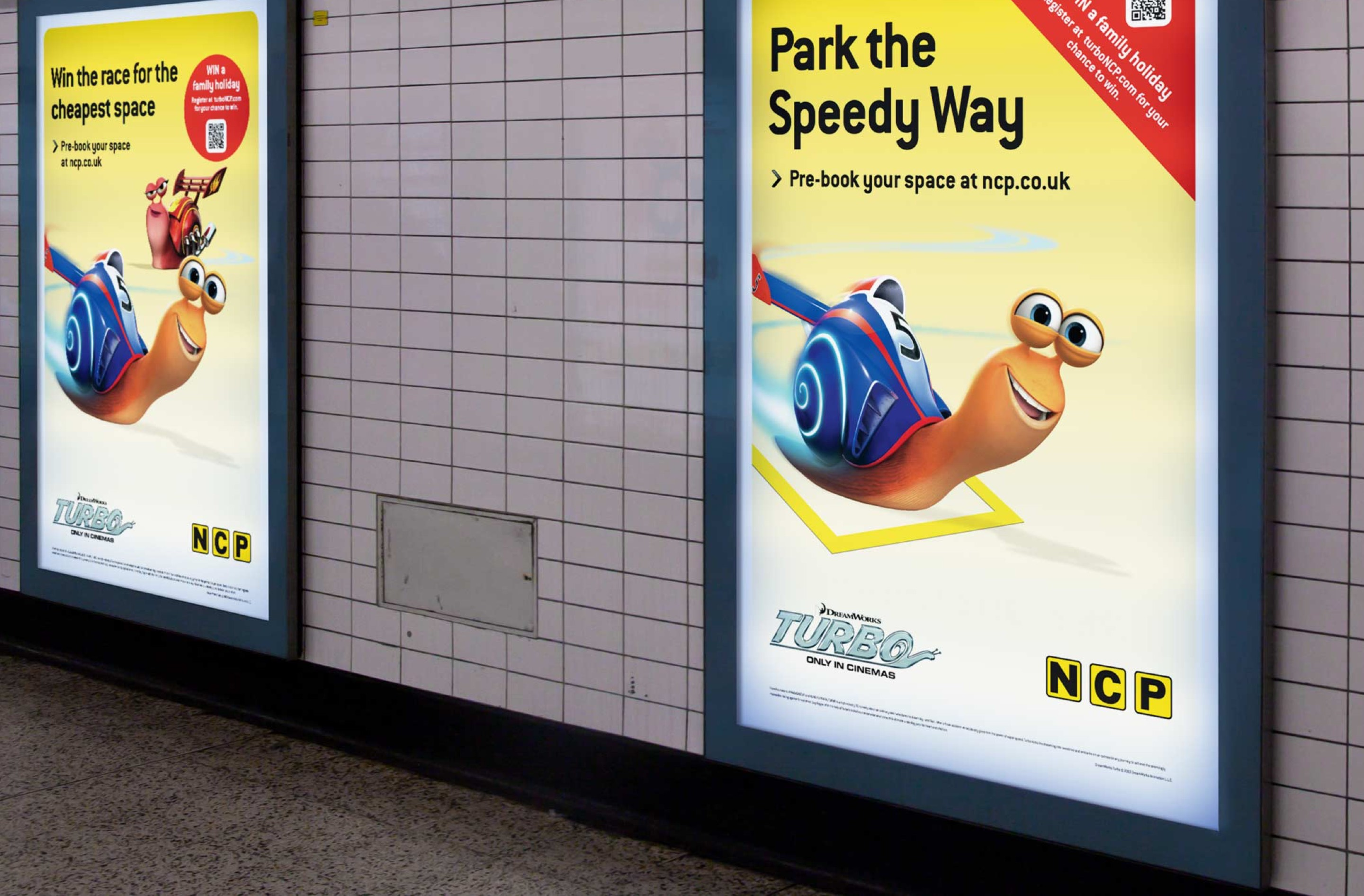 We designed eye-catching print advertising design for NCP campaign