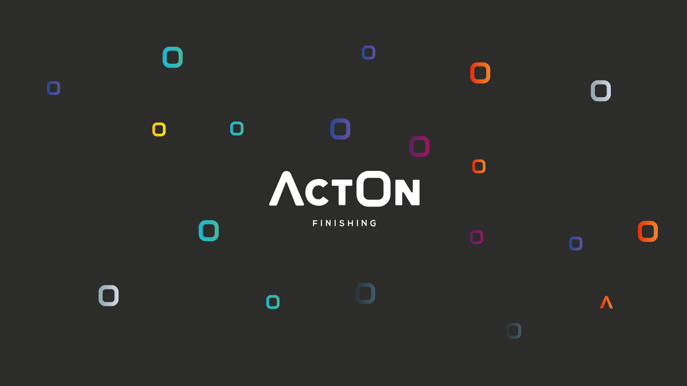 ActOn Finishing digital strategy and brand design