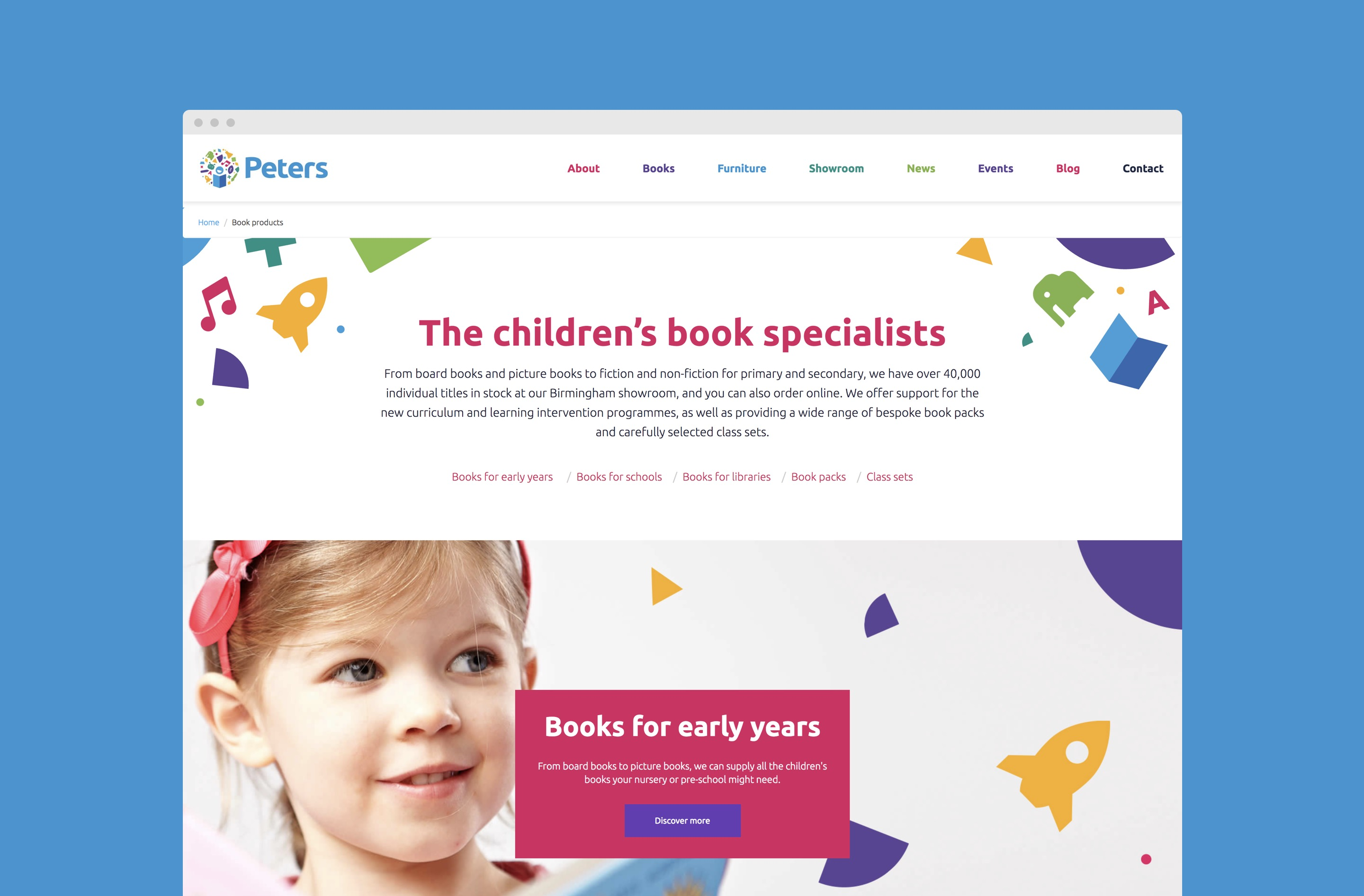 View our case study with Peters