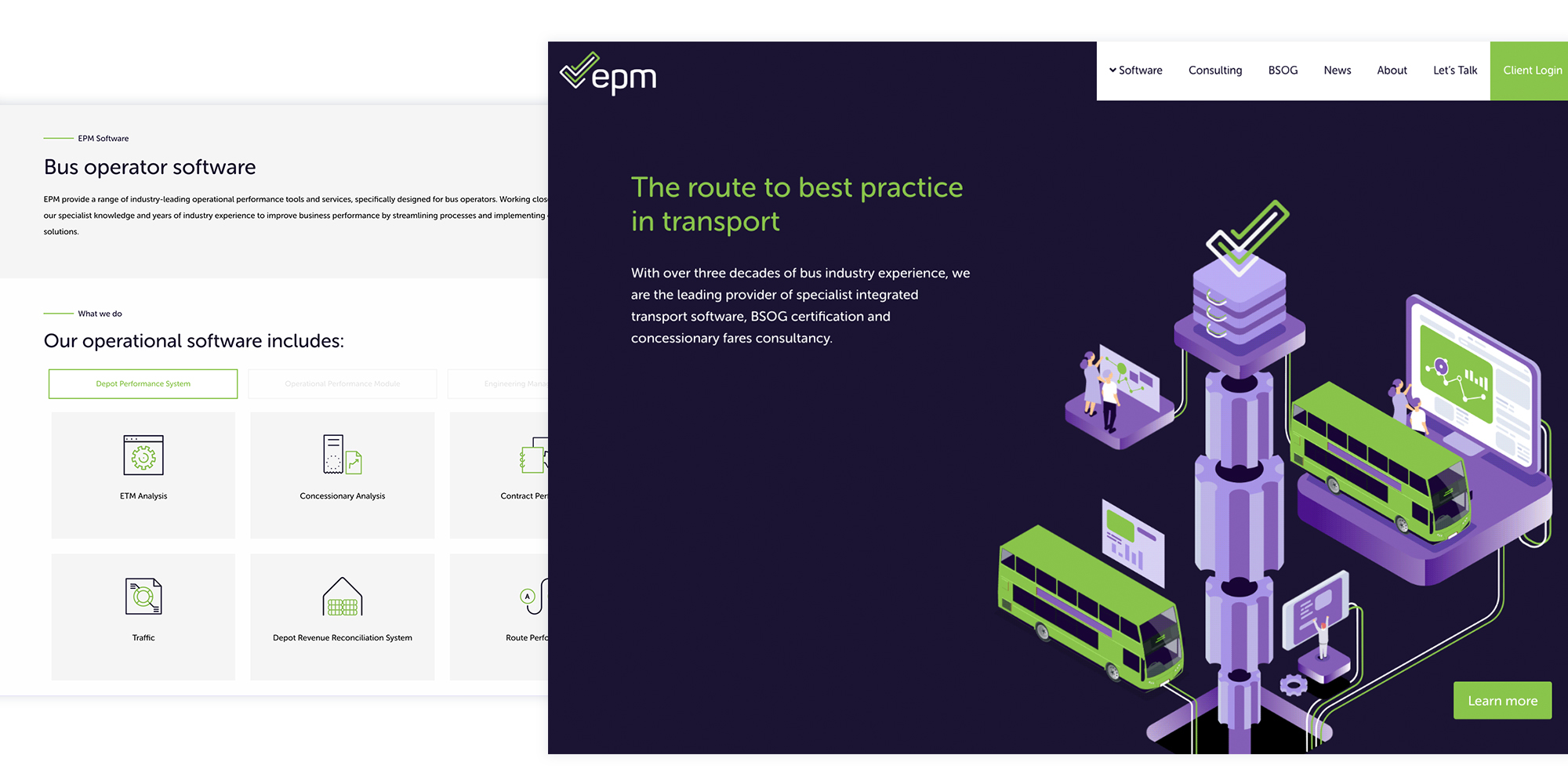 EPM Website