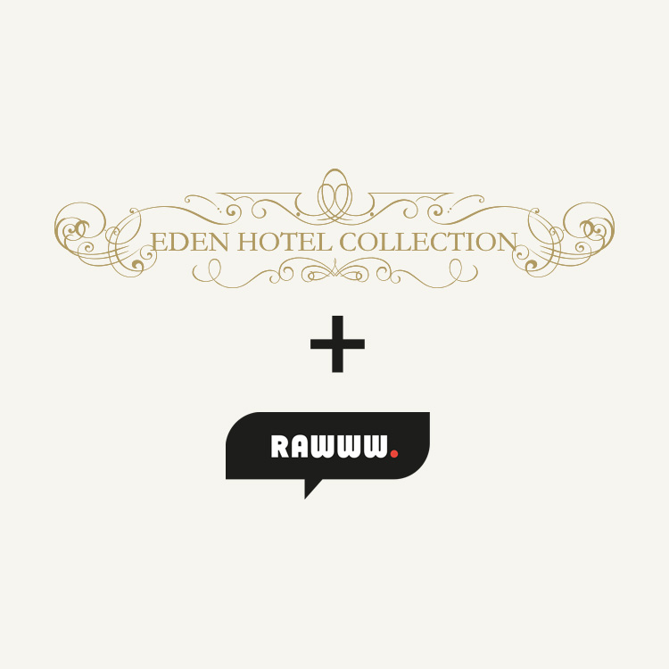 Eden Collection working with Rawww