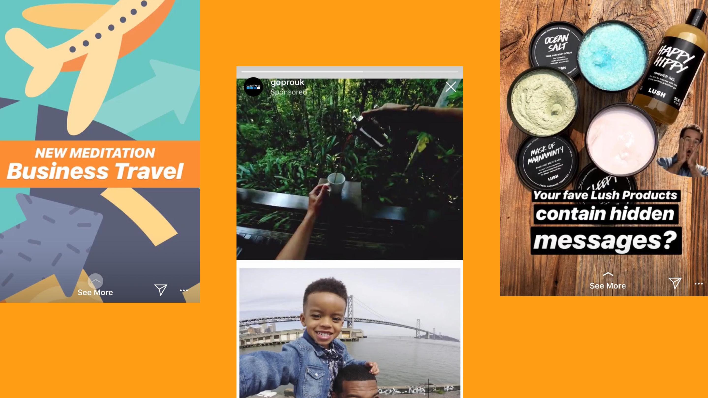 instagram stories as marketing tool