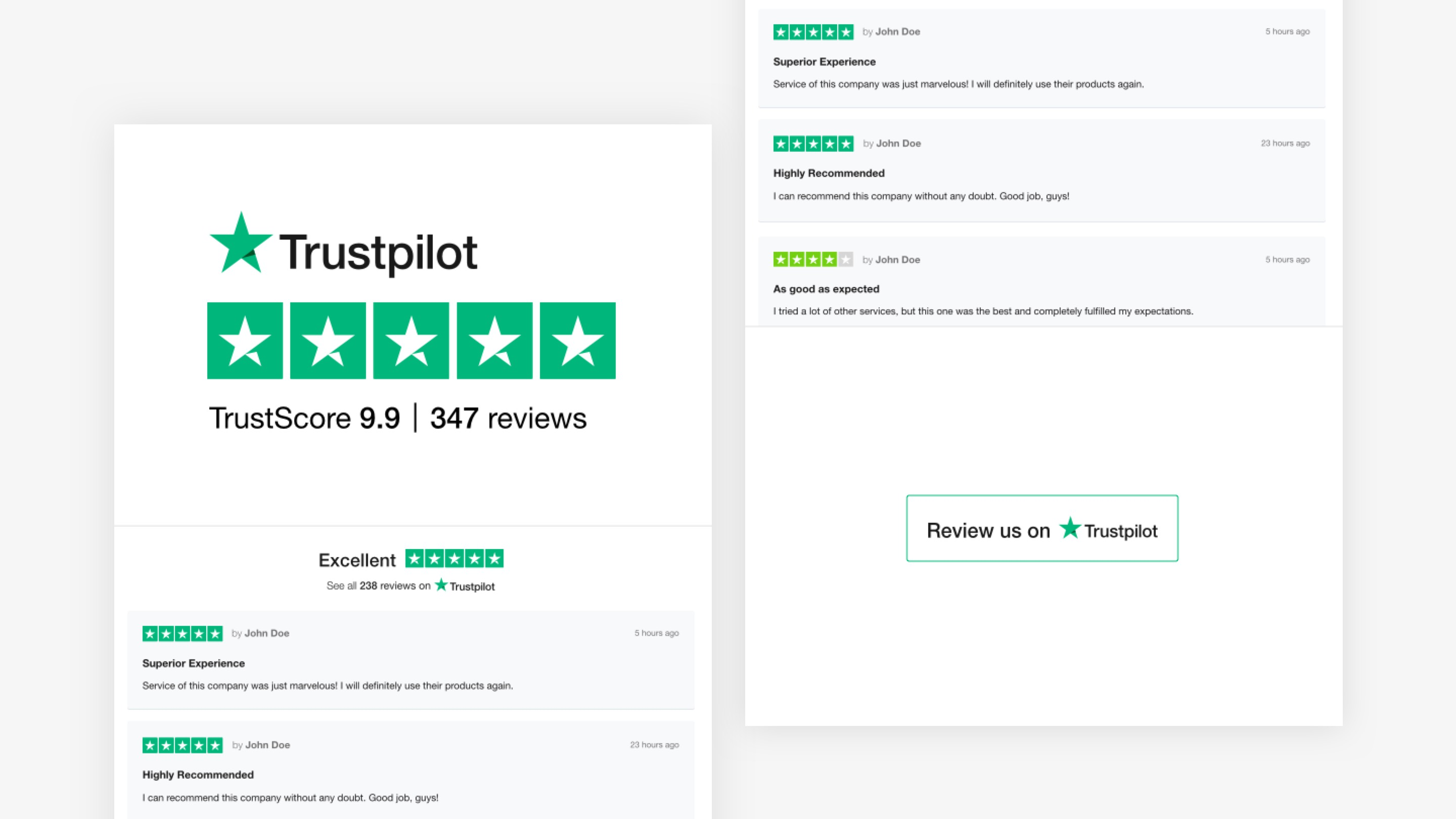 review signals for local seo