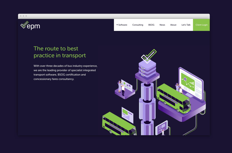 epm homepage
