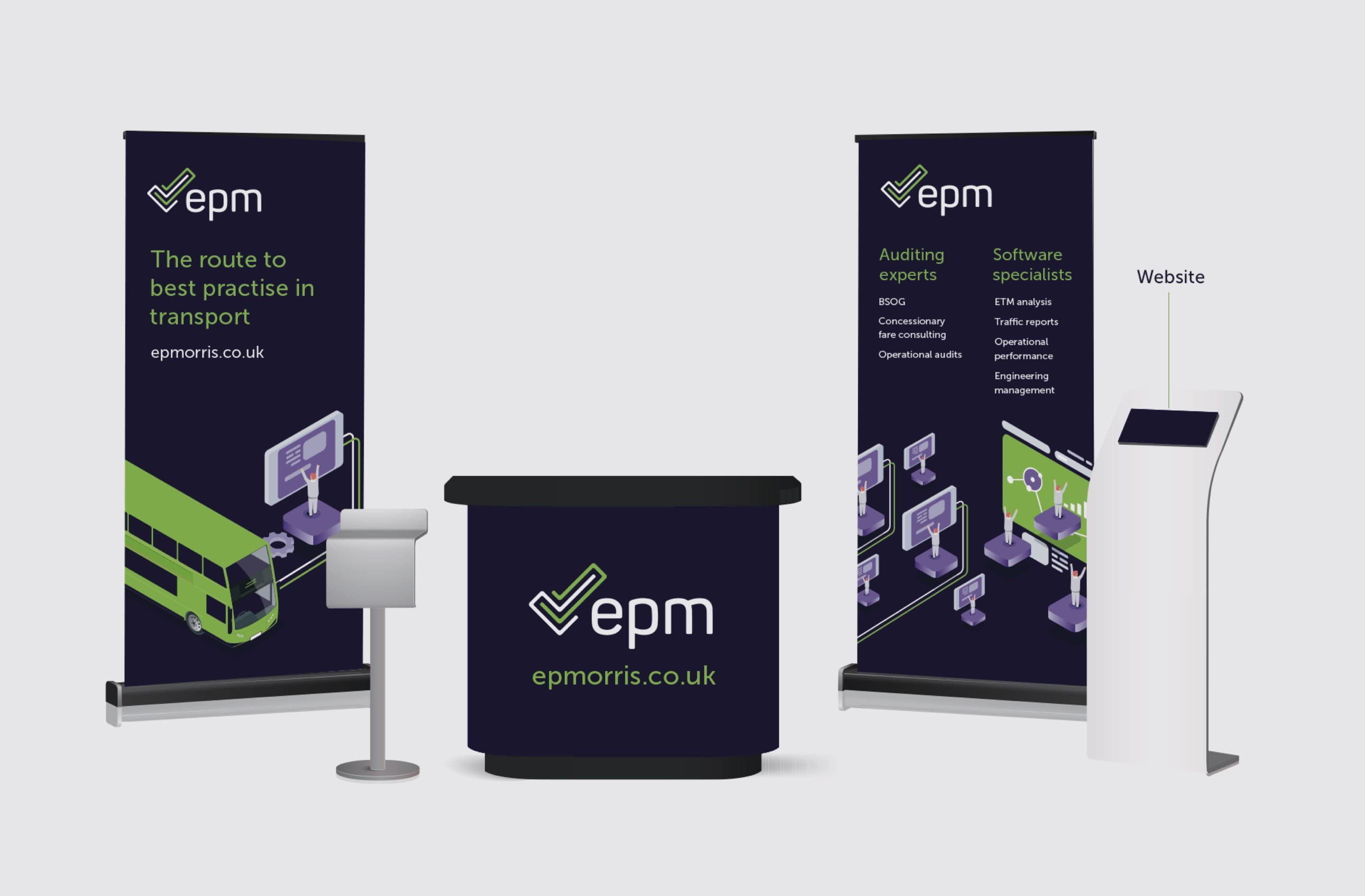 epm exhibition graphics
