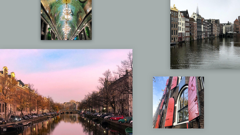 beautiful amsterdam architecture