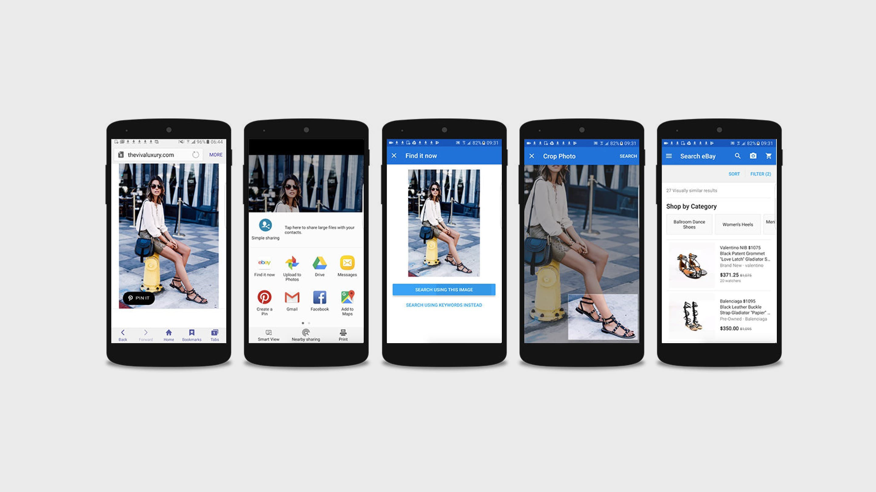 ebay visual search