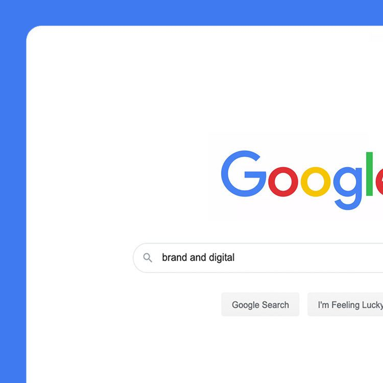 Brand and digital strategy for seo
