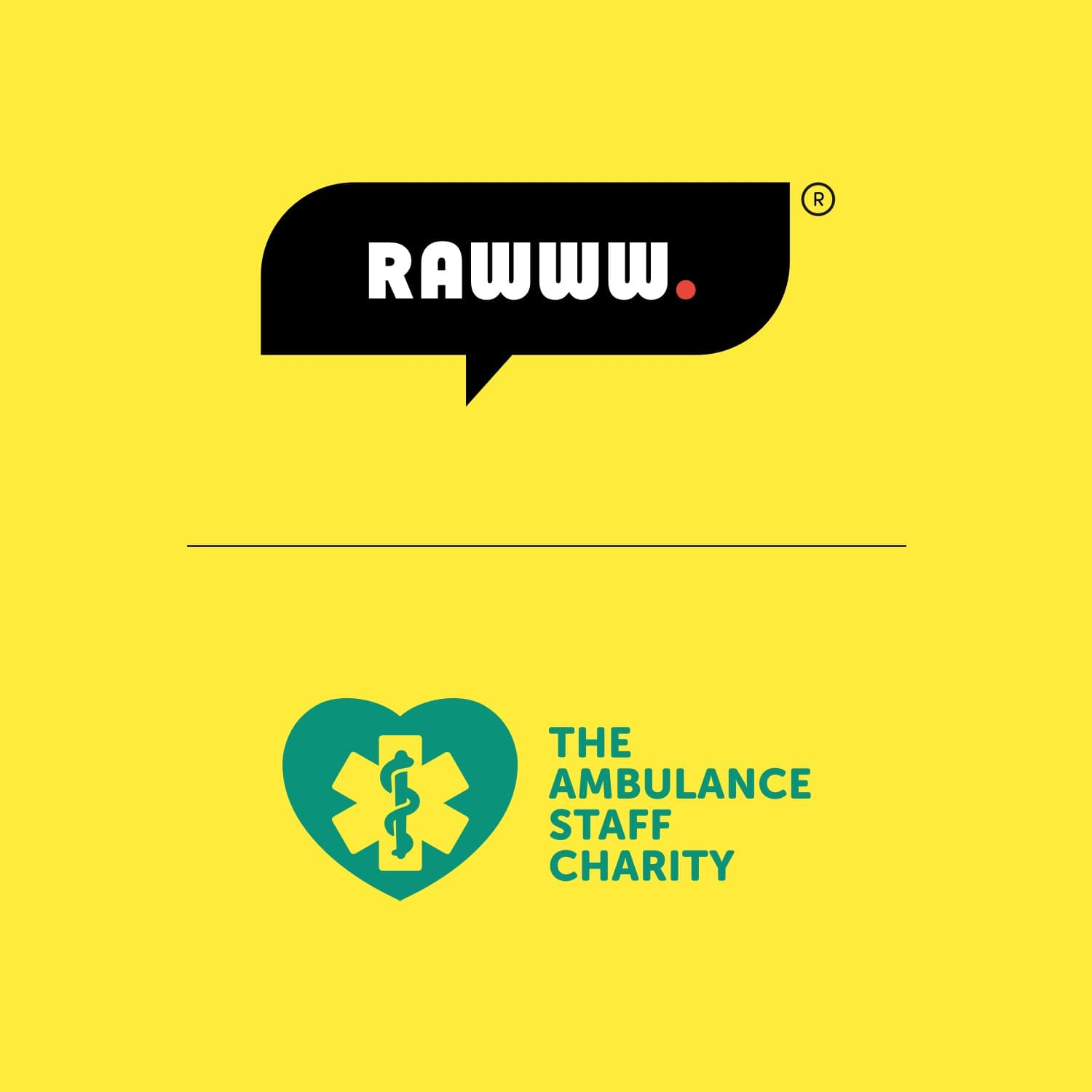 Rawww are supporting TASC this Christmas
