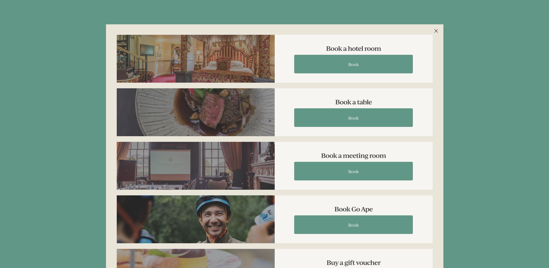 Content-led website design