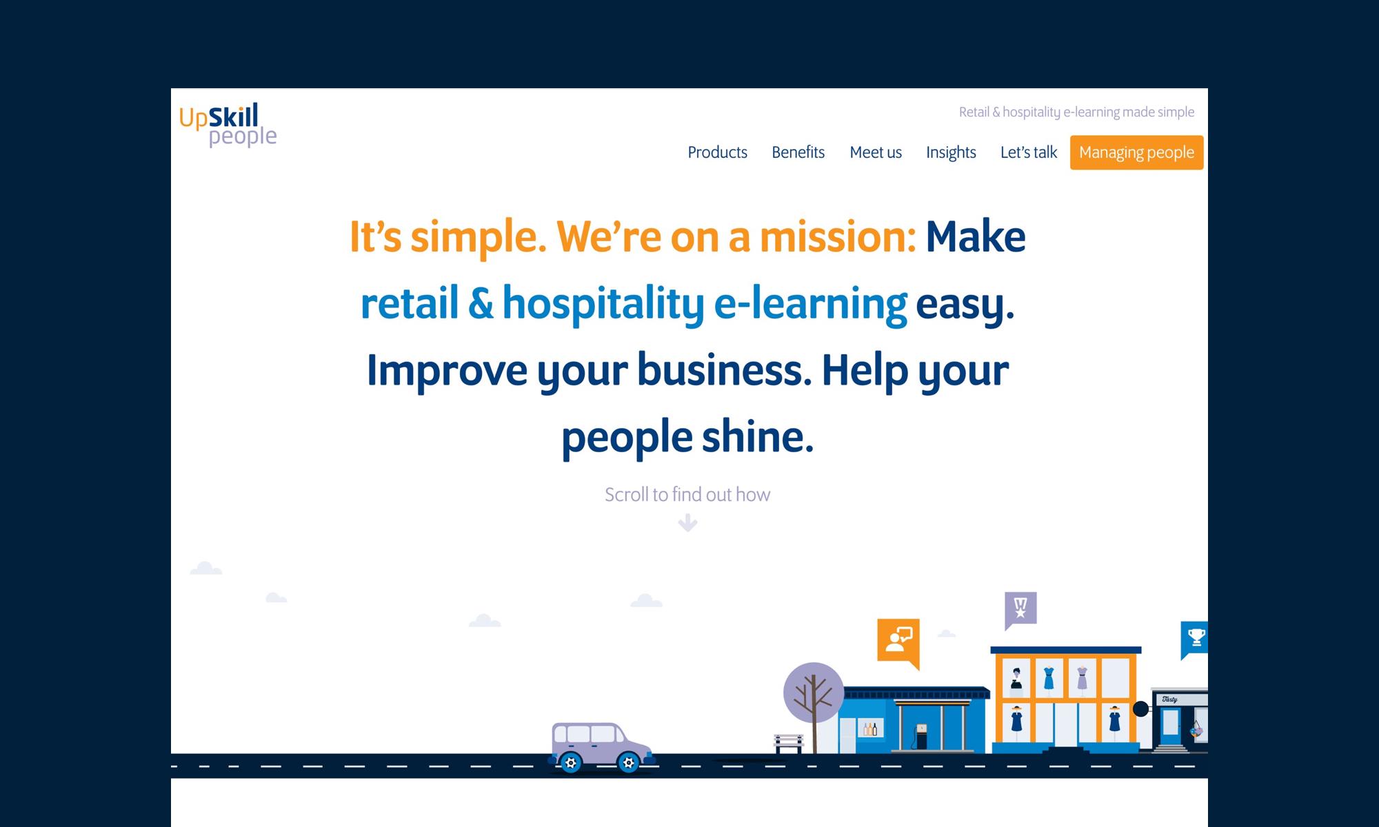 Tamworth hospitality marketing