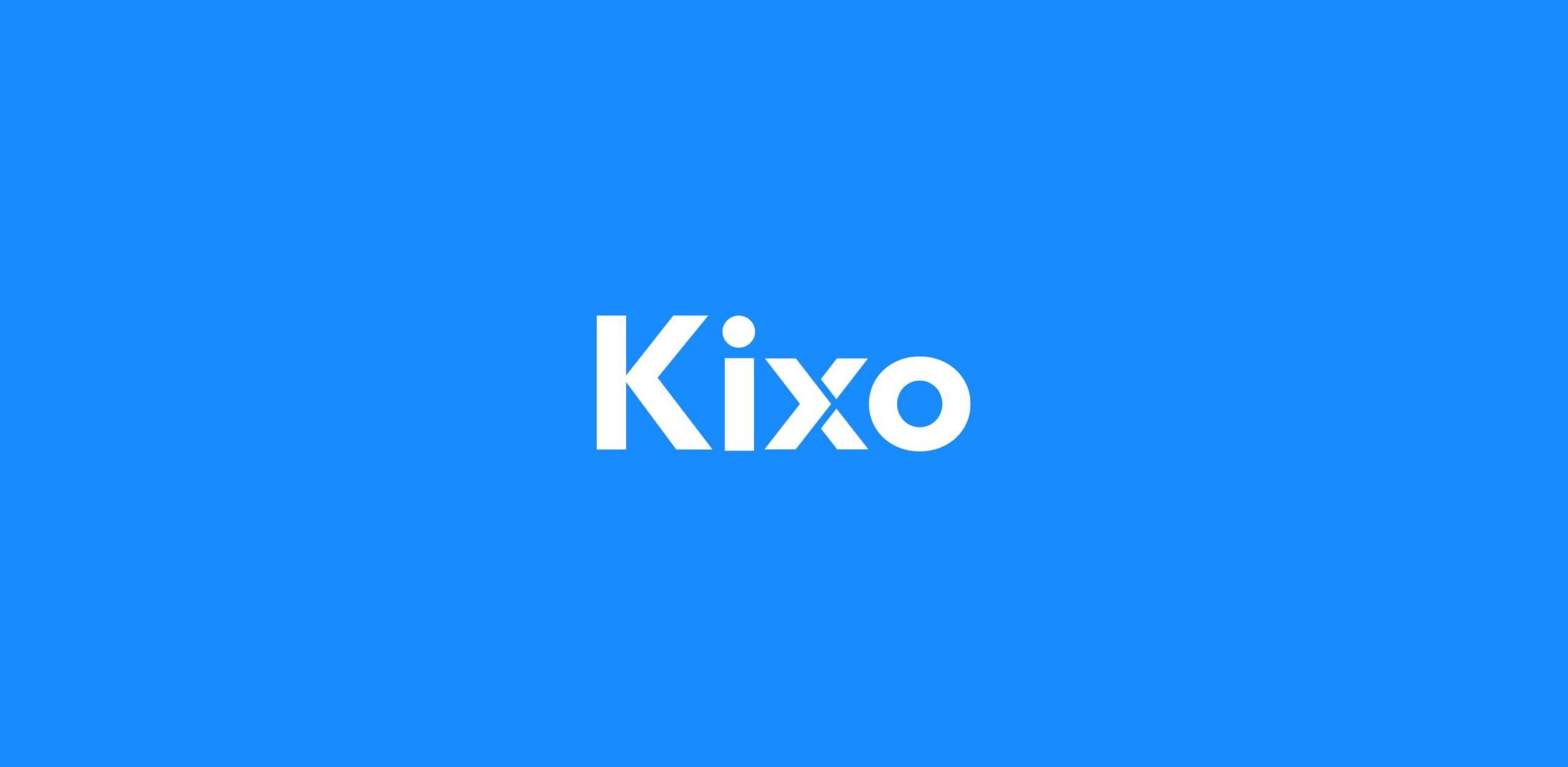 Kixo branding