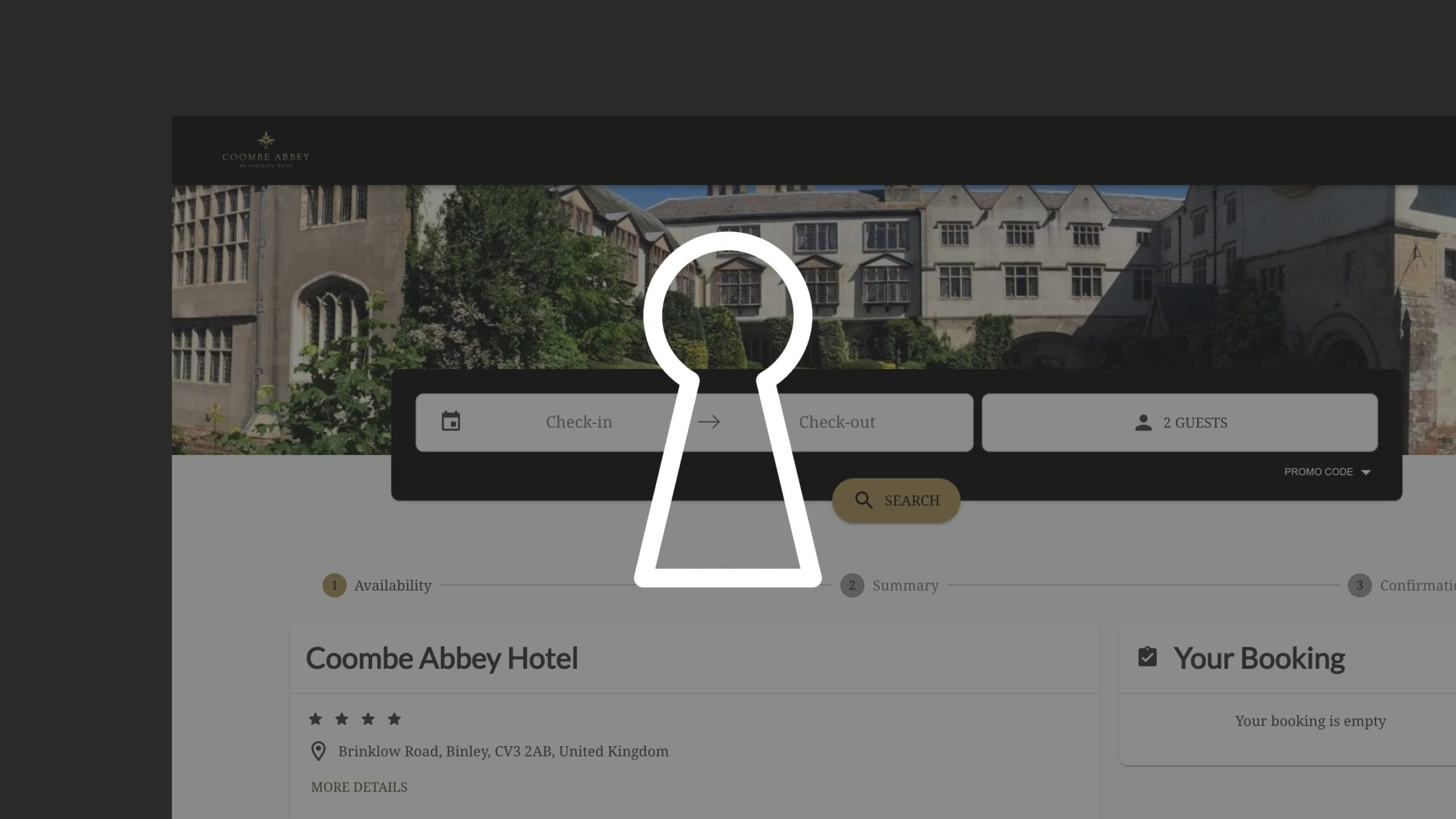 The secret to securing bookings through your website